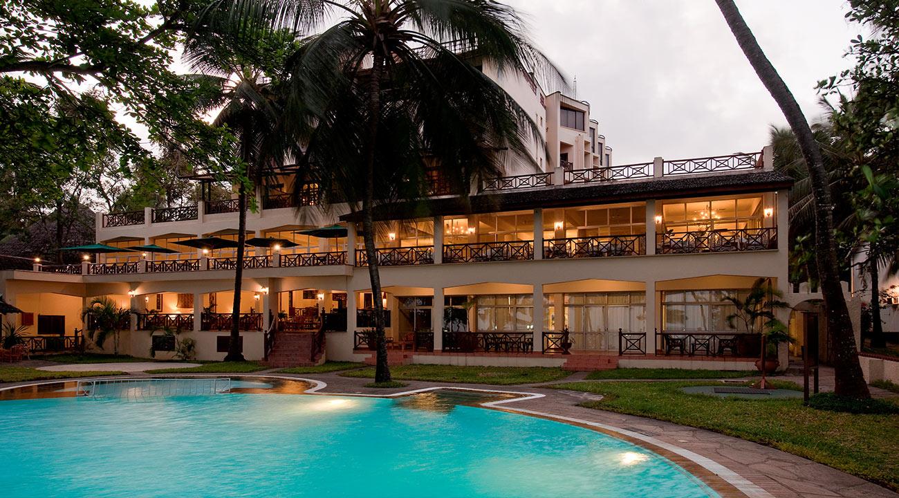 hotels close to the Nairobi airport