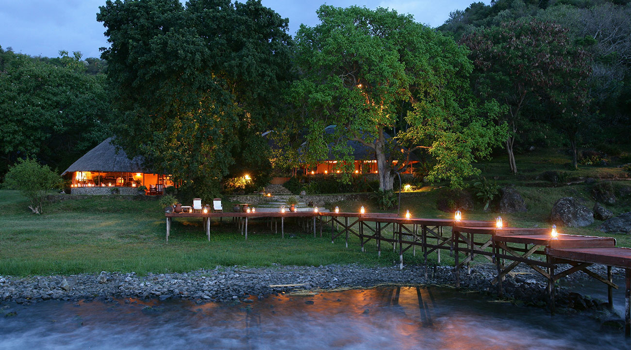 Lodges With The Best Views In The Mara