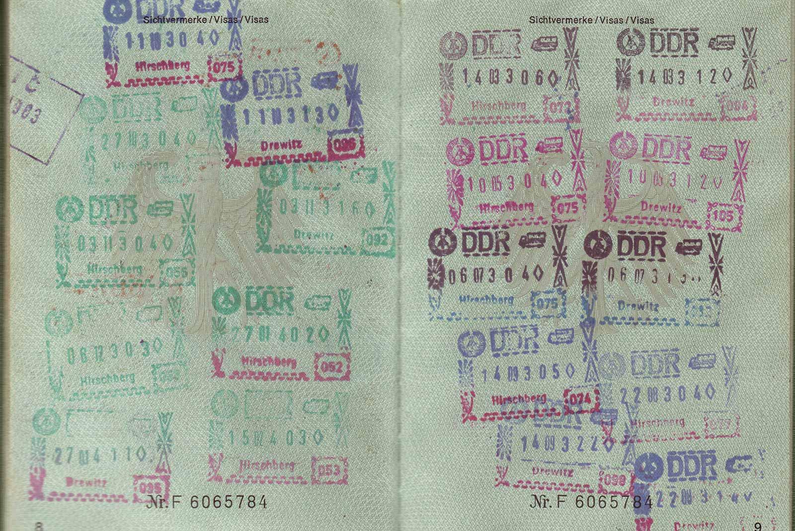 Kenyan Visa Renewed