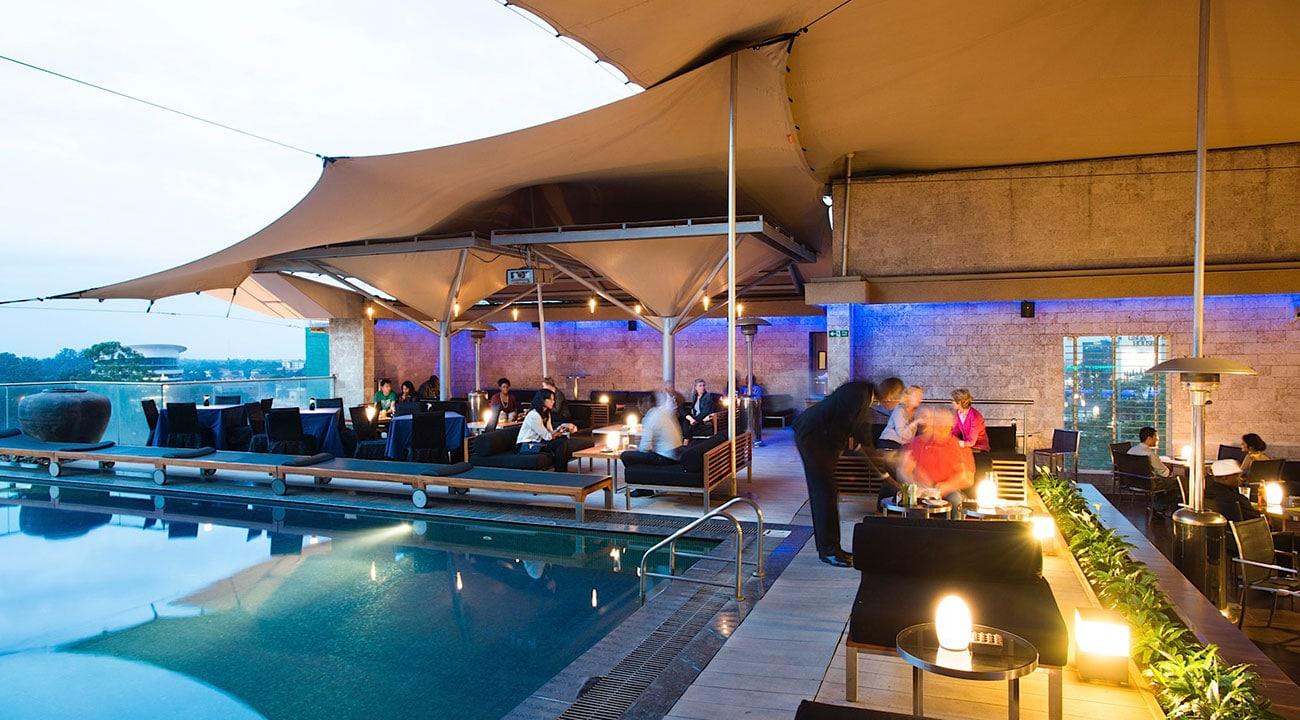 Best Roof Top Restaurants For An African Safaris
