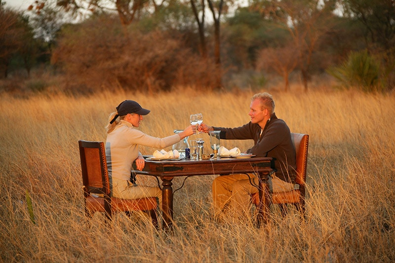 African Honeymoon Adventures