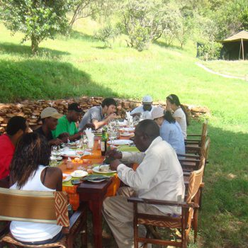 African Safaris With Friends