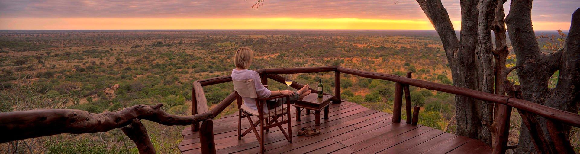 African Safari As A Solo Traveller