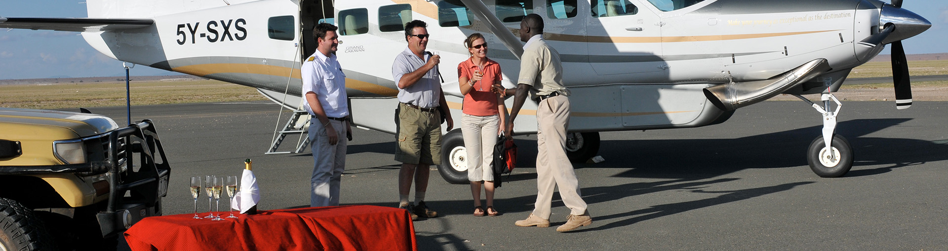 Africa Luxury Safari