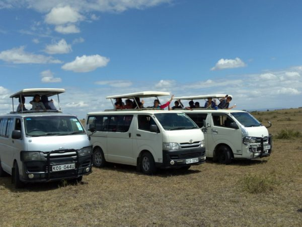 Safari Minvans - Tailor Made African Safaris